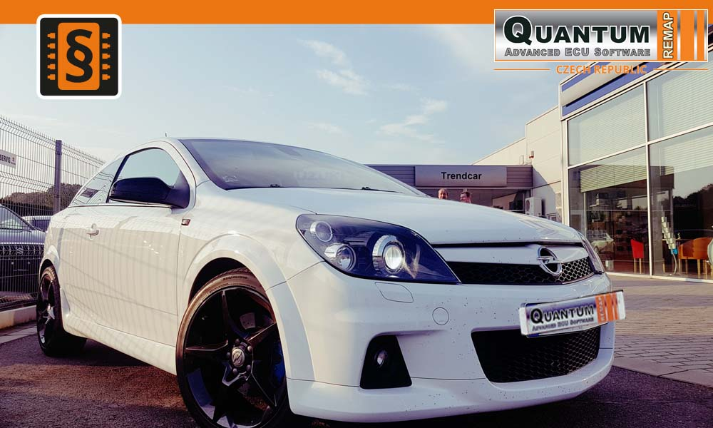 Reference Olomouc Chiptuning Opel Astra H 2.0 Turbo OPC