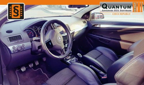 Reference Olomouc Chiptuning Opel Astra H 2.0 Turbo OPC Interier