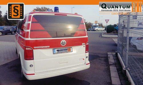 Reference Olomouc Chiptuning VW T6 Sanitka 110kw