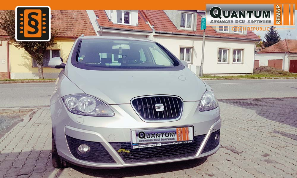 Reference Brno DieselGate downgrade Seat Altea XL 2.0TDi