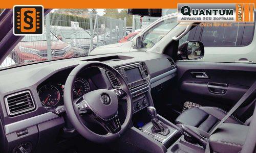 Reference Olomouc Chiptuning VW Amarok 3.0TDi Interier