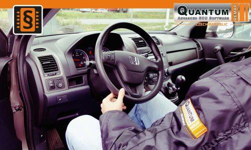 Reference Olomouc Chiptuning Honda CR-V 2.2i-DTEC Interier
