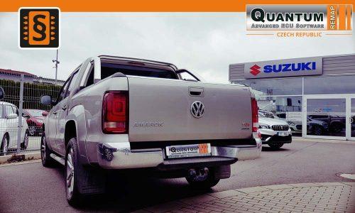 Reference Olomouc Chiptuning VW Amarok 2.0bi-TDi 132kw