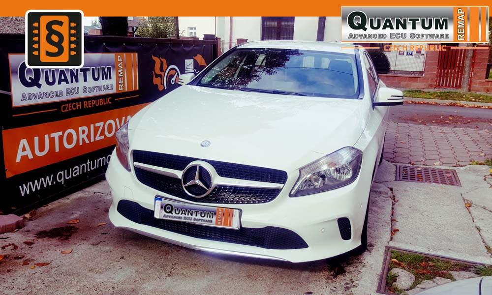 Reference Praha Chiptuning Mercedes A-class 180CDi