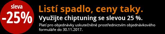 Quantum - sleva 25 % na chiptuning