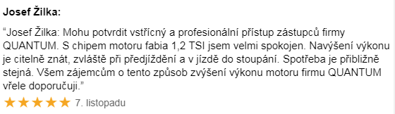 Firmy.cz - recenze Quantum Chiptuning