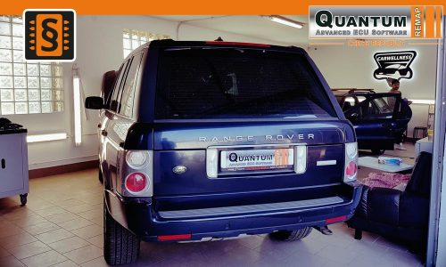 Reference Quantum Brno Chiptuning Land Rover Range Rover 3.0TD6
