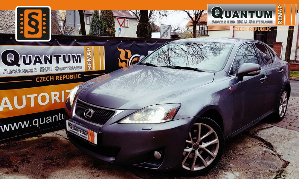 Reference Praha Chiptuning Lexus IS 200d
