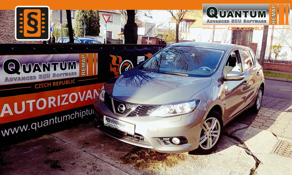 Reference Praha Chiptuning Nissan Pulsar 1.5dCi 81kw