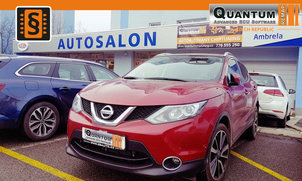 Reference Praha Chiptuning Nissan Qashqai 1.2DIG-T 85kw