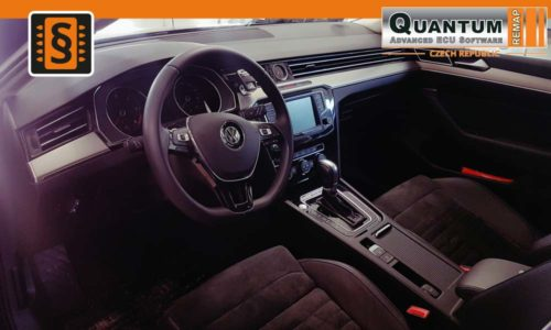 Reference Quantum Opava Chiptuning VW Passat B8 2.0TDi 176kW