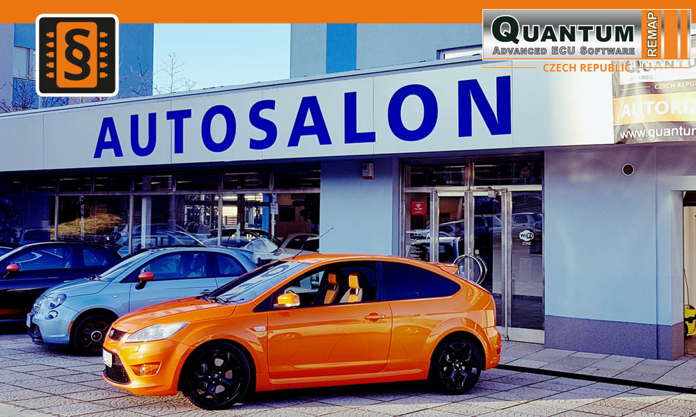 Reference Quantum Praha Chiptuning Ford Focus ST 2.5T 165kW