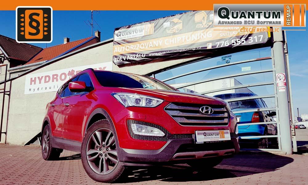 Reference České Budějovice Chiptuning Hyundai SantaFe 2.2CRDi 145kW