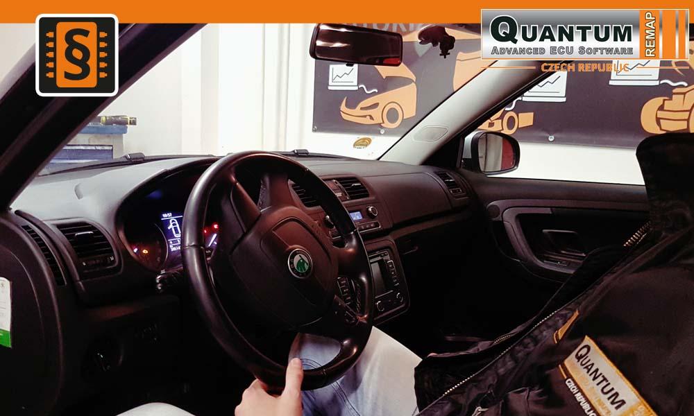 reference #00420 - Škoda fabia tdi-cr | chiptuning quantum