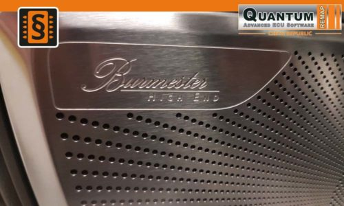 Reference Praha Chiptuning Mercedes S400 Coupe Burmester Audio