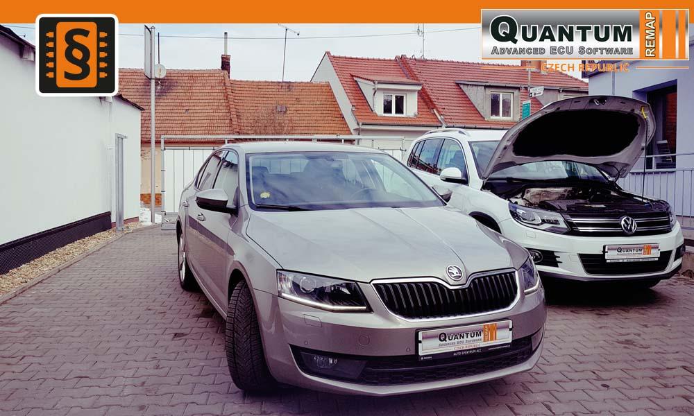 Reference Brno Chiptuning Škoda Octavia 1.2TSi 77kW
