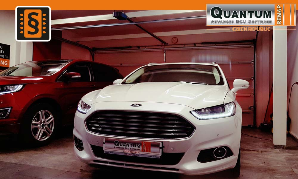 Reference Praha Chiptuning Ford Mondeo 2.0TDCi 132kW