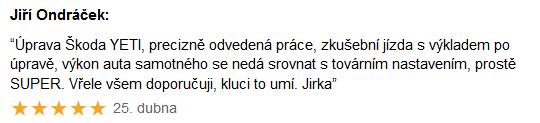 firmy.cz recenze chiptuning 45
