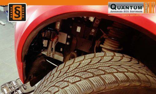 Montáž LED světel BMW i3
