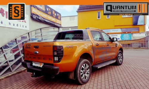Reference České Budějovice Chiptuning Ford Ranger 3.2TDCi