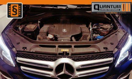 Reference Praha Chiptuning Mercedes GLE 400 245kw