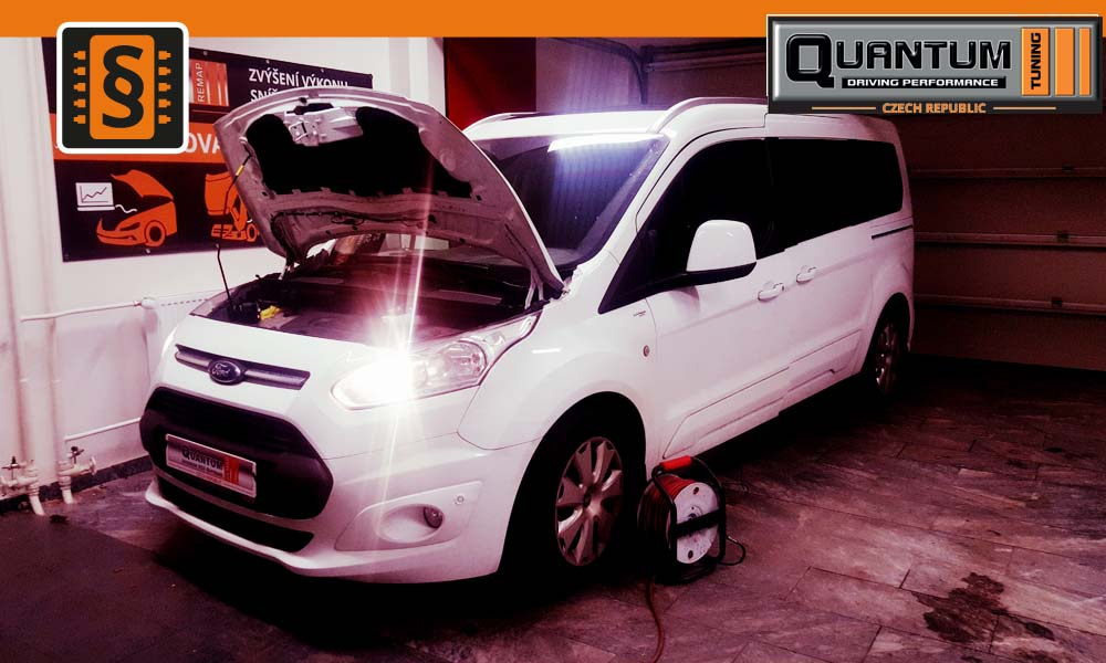 Reference Praha Chiptuning Ford Tourneo Connect 1.5TDCi