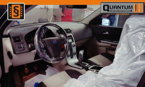 Reference Praha Chiptuning Volvo C30 1.6D2 Interier