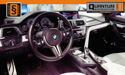 Reference Měření výkonu BMW M4