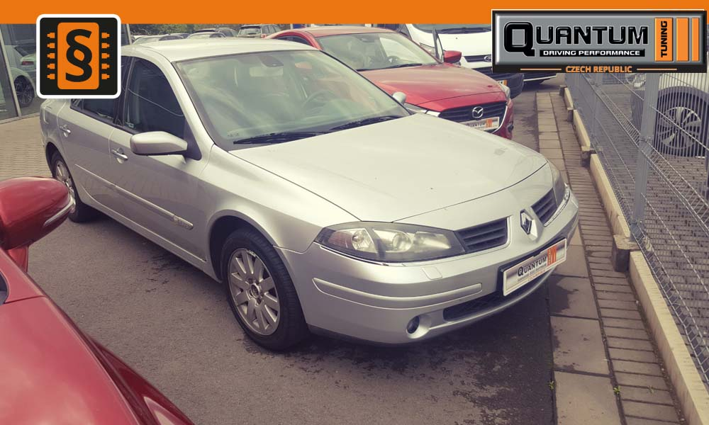 Reference Olomouc Chiptuning Renault Laguna 20DCI 127kw