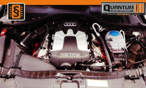 Reference Praha Chiptuning Audi A6 30TSFI 228kw (310hp)