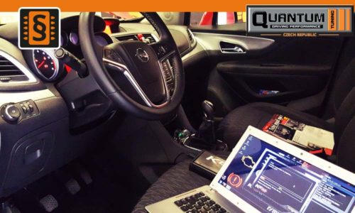 Reference Praha Chiptuning Opel Mokka 16ecoflex 85kw