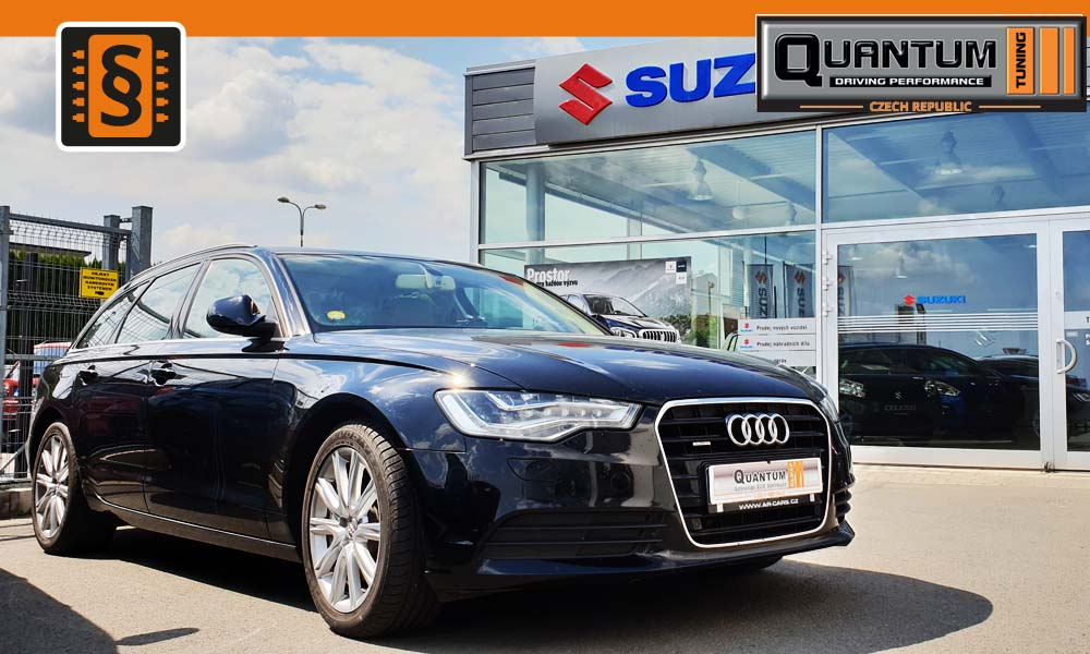 Reference Olomouc Chiptuning Audi A6 30TFSI 228kw (310hp)