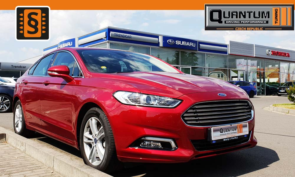Reference Olomouc Chiptuning Ford Mondeo 20TDCI 110kw (150hp)