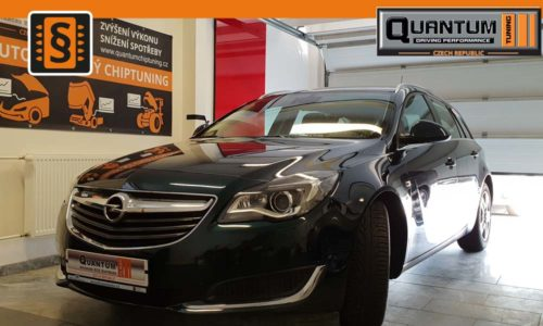 Reference Praha Chiptuning Opel Insignia 2.0CDTi