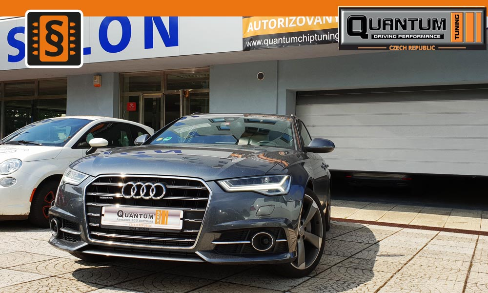 Reference Praha Chiptuning Audi A6 3.0TDi