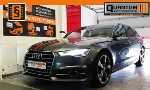 Reference Praha Chiptuning Audi A6 3.0TDi 200kW