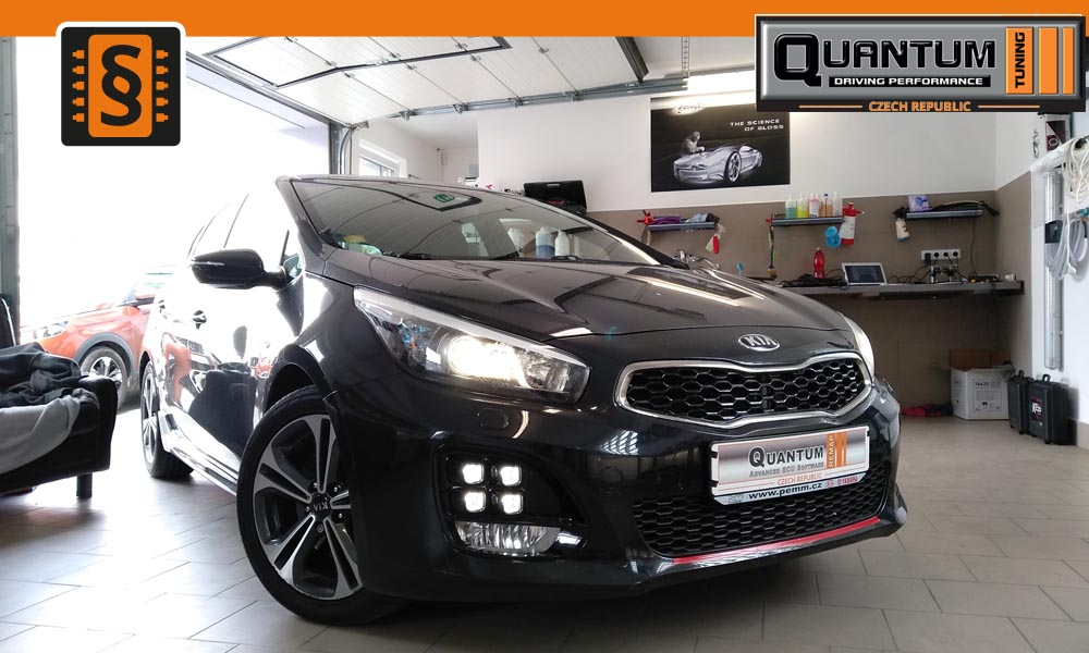 Reference Brno Chiptuning Kia Cee`d 1.6CRDi 100kW