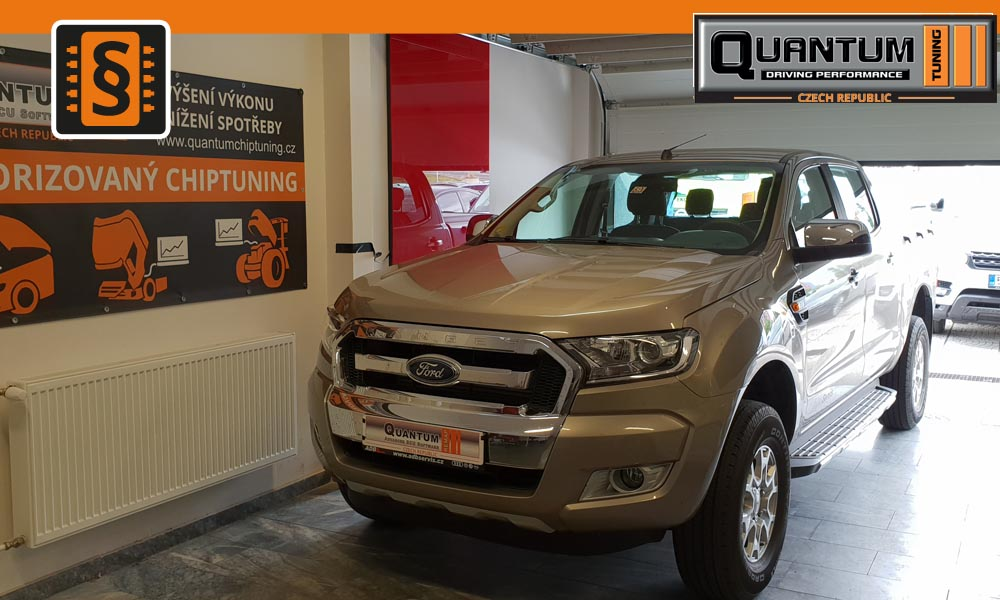 Reference Praha Chiptuning Ford Ranger 2.2TDCi 118kw