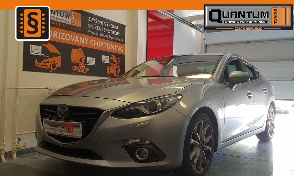 Reference Praha Chiptuning Mazda 3 2.0 SkyActiv-G