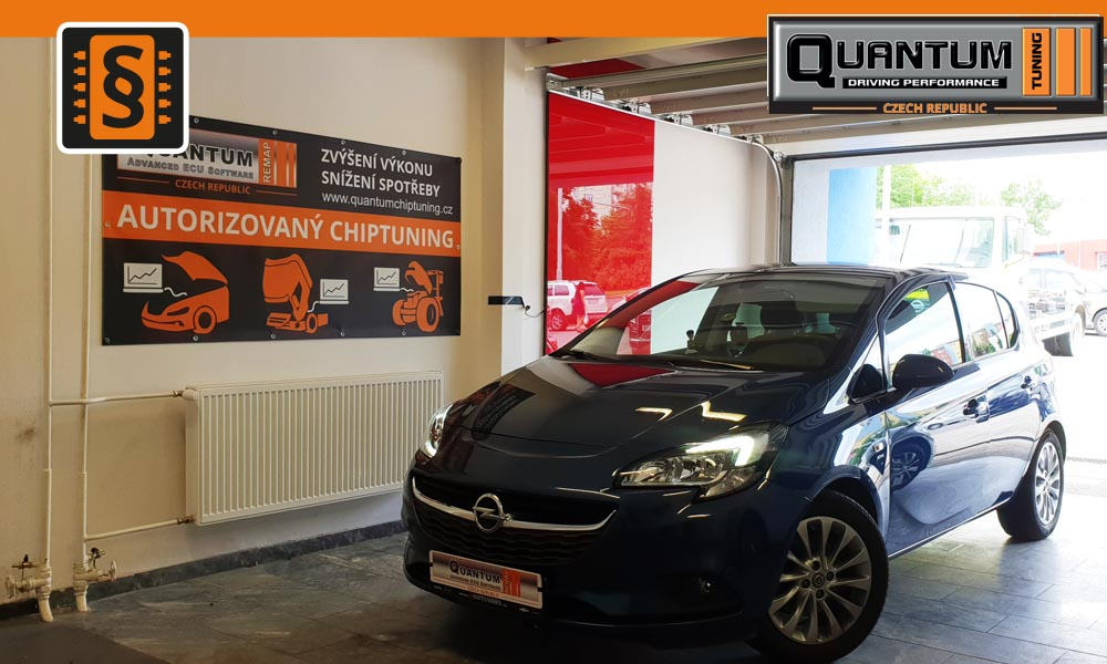 Reference Praha Chiptuning Opel Corsa 1.4T