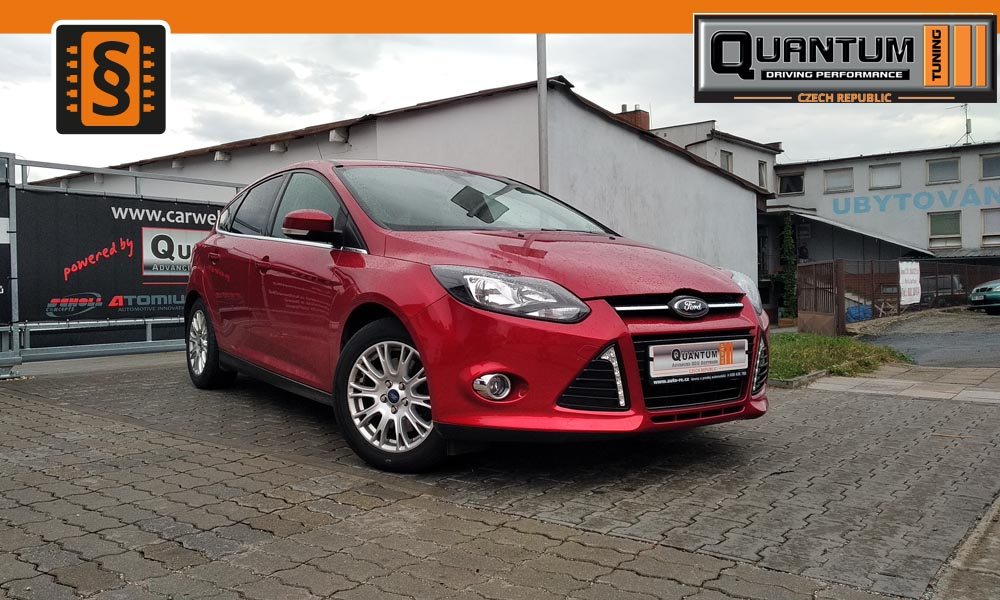 Reference Brno Chiptuning Ford Focus 1.6T Ecoboost 150hp