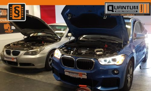 Reference Praha Chiptuning BMW X1