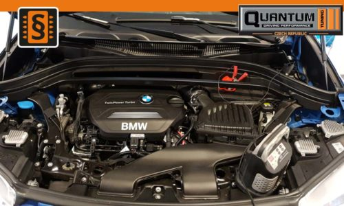 Reference Praha Chiptuning BMW X1 f45 Engine