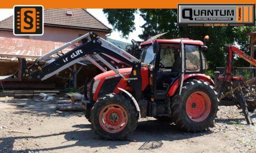 Reference České Lípa Chiptuning Traktoru Zetor Major 80