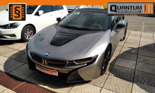 Reference Praha Chiptuning BMW i8 Roadster
