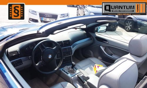 Reference Praha Chiptuning BMW 323i Cabrio