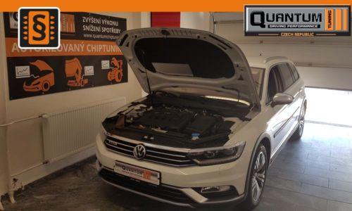 Reference Praha Chiptuning VW Passat 2.0 Bi-TDi 176kw