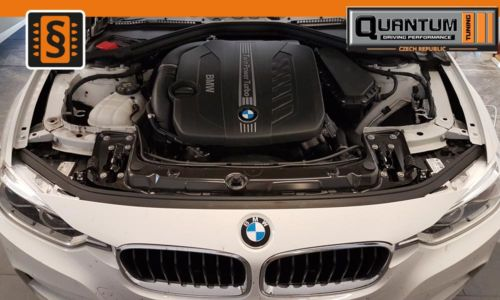 Reference Praha Chiptuning BMW 330D 190kw