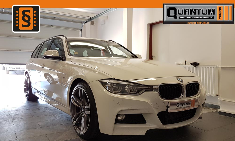 Reference Praha Chiptuning BMW 330D