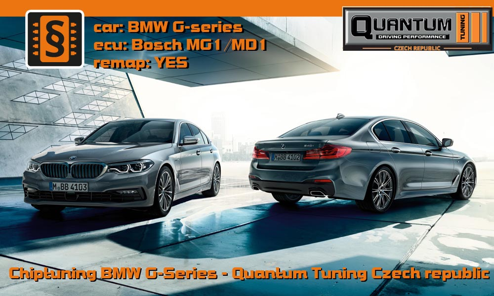 Chiptuning BMW G-series